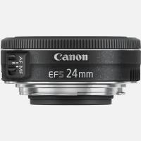 Comparateur de prix Objectif pour Reflex Canon EF-S 24mm f/2.8 STM