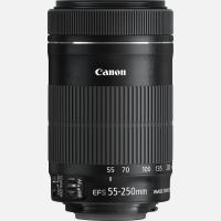 Comparateur de prix Objectif pour Reflex Canon EF-S 55-250mm f/4-5.6 IS STM