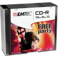 Comparateur de prix Emtec ECOC801052SL read/write CD
