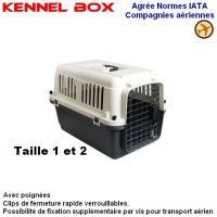 Comparateur de prix Cage de transport Kennel Box pour chien ou chat (Modèle avion)
