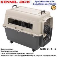 Comparateur de prix Caisse de transport pour animaux nomad l 80x56x59 cm 513773
