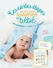 Comparateur de prix Les cartes étapes des plus beaux souvenirs de bébé
