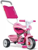 Comparateur de prix Trycicle smoby be move confort rose