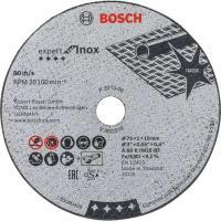 Comparateur de prix Disque à tronçonner Expert for Inox 76 mm - Bosch