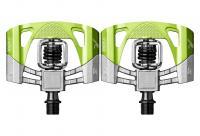 Comparateur de prix Pédales Crank Brothers Mallet 2 - Taille unique Noir/Vert