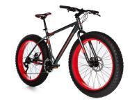 "Comparateur de prix VTT Moma Bikes Moma bikes vélos, vtt, fat 26"""", aluminium, shimano 21v, freins a disque (plusieurs tailles)"