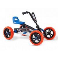 Comparateur de prix BERG Buzzy Nitro Pedal Go Kart Orange and Blue