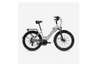 Comparateur de prix Vélo électrique Legend Ebikes Legend milano vélo électrique ville roues de 26 pouces, freins disque hydraulique, batterie 36v 10.4ah sanyo-panasonic (374.4wh), blanc artic