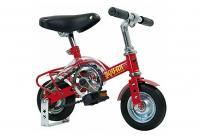 QU-AX 3095051000 Minibike Adulte Rouge Taille Unique