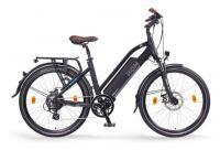 """Comparateur de prix Vélo électrique trekking NCM Bikes Milano noir mat - 26"""""""" , 250W, Batterie amovible 48V 13Ah"""