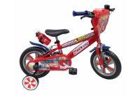 Comparateur de prix Velo 12 licence cars pour enfant de 3 a 5 ans avec stabilisateurs a molettes