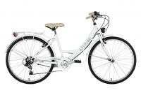 """Comparateur de prix Vélos de ville KS Cycling Vélo de ville dame 26"""""""" toscana 6 vitesses blanc tc 41 cm ks cycling"""