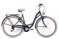 Comparateur de prix Vélo de ville dame 28'' Balloon bleu TC 48 cm KS Cycling