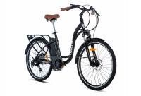 Comparateur de prix Moma Bikes Ebike 26.2 Hydraulic Vélo Electrique VAE De ville, Ebike-26.2 Adulte Unisexe, Noir, Unic Size