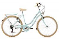 Comparateur de prix Velo de ville femme 28 casino bleu tc 53 cm 6v ks cycling 53 cm 162 172 cm