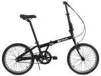Comparateur de prix Velo pliant fabricbike folding 20 noir mat aluminium unique 165 190 cm