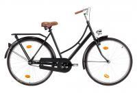 Comparateur de prix vidaXL Vélo Hollandais pour Femmes Bicyclette Hollandaise Vélo Néerlandais Vélo de Ville Classique Féminin Frein Arrière à Rétropédalage