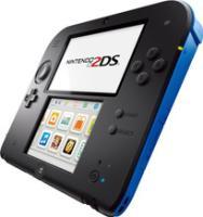 Comparateur de prix Nintendo 2ds Noire Et Bleue