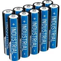 comparateur de prix ANSMANN batterie - type AAA - Li x 10