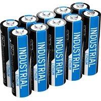 comparateur de prix Boite de 10 piles AA Lithium Ansmann