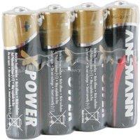comparateur de prix Ansmann X-Power Mignon AA Batterie à usage unique Alcaline