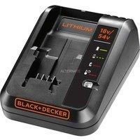Comparateur de prix BLACK+DECKER BDC2A-QW Chargeur de batterie 2 Ah, Noir