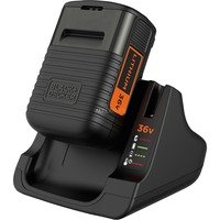 Comparateur de prix BLACK+DECKER BDC2A36 Noir chargeur de batterie