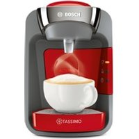 comparateur de prix Bosch Machine multi-boissons Suny - TAS3208 - Rouge coquelicot