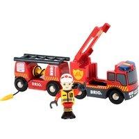 33811 Camion de Pompier Son et Lumiere BRIO