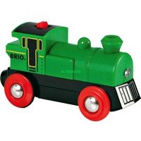 Comparateur de prix Brio World 33595 Locomotive A Pile Bi Directionnelle Verte