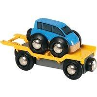 Wagon transport de voiture