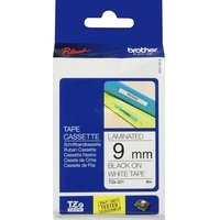 Comparateur de prix Conso imprimantes - BROTHER - Ruban noir/blanc - TZE-221