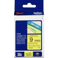Comparateur de prix Conso imprimantes - BROTHER - TZe621 - Noir sur jaune