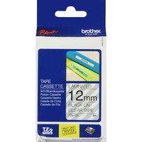 Comparateur de prix Ruban laminé standard BROTHER Noir/Jaune 12mm - TZE-631