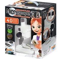 Comparateur de prix Jeu éducatif Buki Microscope Stéréo 3D