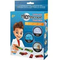 Kit de lamelles pour microscope Dès 8 ans