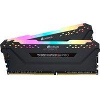 Comparer les prix du Corsair Vengeance RGB PRO DDR4 2 x 8 Go 3200 MHz CAS 16