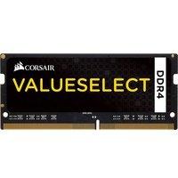 Comparer les prix du Corsair ValueSelect SO-DIMM DDR4 16 Go 2133 MHz CAS 15