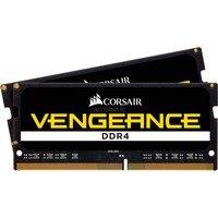 Comparer les prix du CORSAIR Vengeance 8 Go 2 x 4 Go DDR4 SODIMM 2666MHz Cas 18