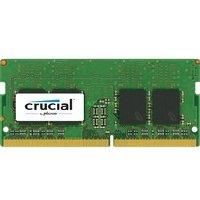 Crucial 4 Go (1 x 4 Go) DDR4 2400 MHz CL17 SR SO-DIMM