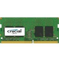 Comparer les prix du Crucial 8 Go (1 x 8 Go) DDR4 2666 MHz CL19 SR SO-DIMM