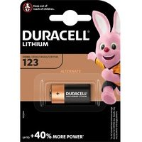 "comparateur de prix DURACELL Blister de 1 Pile photo """"Ultra M3"""" Lithium DL 123 A"