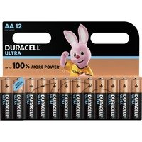 comparateur de prix Duracell Ultra Power AA (par 12)