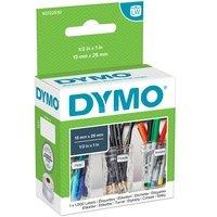Comparateur de prix Rouleau dymo 1000 etiquettes 24x12 mm pour labelwriter