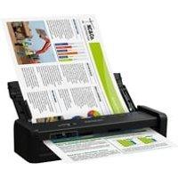 Comparateur de prix Scanner Portable Epson DS-360W 1200 dpi USB 3.0 Noir