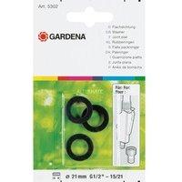 GARDENA- Rondelle GARDENA. Contenu : 3 rondelles- 5302-20