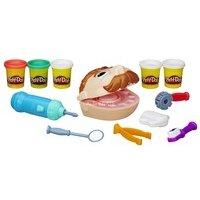 Comparateur de prix Pâte à modeler playdoh : le dentiste docteur denti-brille
