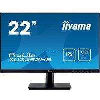 """comparateur de prix Ecran PC Iiyama XU2292HS-B1 - 22"""""""" IPS/4ms/FHD/HDMI/DP/HP"""