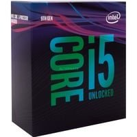 comparateur de prix INTEL Core i5 9600K - 3,7/4,6 GHz