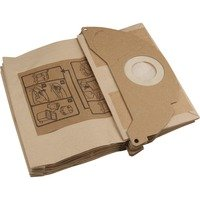 Comparateur de prix KÄRCHER Sachet filtre papier, paquet de 5